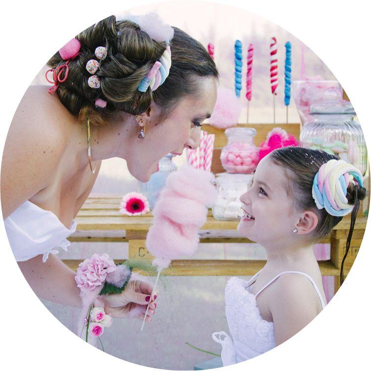 Mariage bonbons