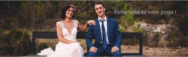 Contactez nous pour votre mariage