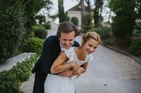 Wedding Hug