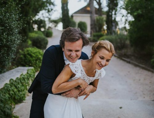 Blog Queen For A Day : Wedding Caroline & Benoit