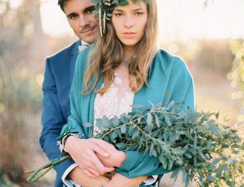 Blog La blogueuse mariage : Inspiration végétale