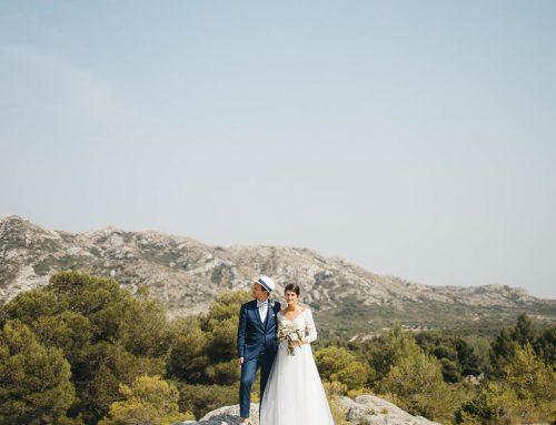 Clémence & Steven – St Rémy de Provence